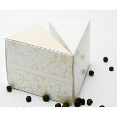 Коробка Кусочек Торта