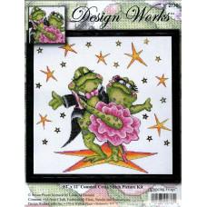 Лягушки-танцоры (DWC2776)