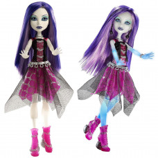 Кукла Monster High - Она живая! - Спектра Вондергейст (MTY0421A)