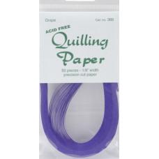 Бумага для квиллинга Grape (1/8) 50 шт. (Q300 366)