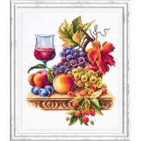 Набор для вышивания крестиком Чудесная игла Дегустация (50-01)
