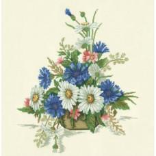 Полевые цветы (R129)