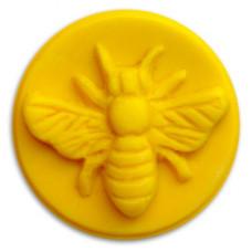Мини-форма для воскового ароматизатора Пчела - 1 шт (WX-HONB1347)
