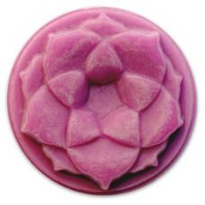 Мини-форма для воскового ароматизатора Цветок лотоса - 1 шт (WX-LOTBLO1349)