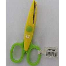 Ножницы фигурные, удлиненный зигзаг (480134-9)