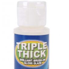 Лак для керамического эффекта Triple Thick Brilliant Brush-On Gloss Glaze (TG01-3)
