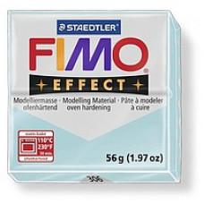 Полимерная глина FIMO Effect ice crystal blue  (ледяной кварц)(8020-306)