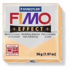 Полимерная глина FIMO Effect pastel peach (пастель персиковая)(8020-405)