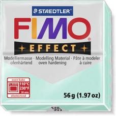 Полимерная глина FIMO Effect pastel mint (пастель мятная)(8020-505)