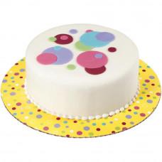 Поднос для тортов Sweet Dots, 30 см (21045152)