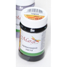 Кракелюрная паста Margo,черная, компонент 2/2, 100 мл (797909)