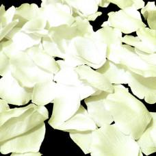 Лепестки роз, бледно-лимонные Only (17025)