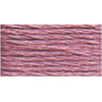 DMC Perle Cotton Size 12 - Medium Antique Mauve (116 12 316)
