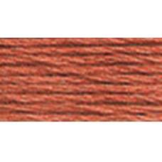 DMC Perle Cotton Size 12 - Medium Terra Cotta (116 12 356)