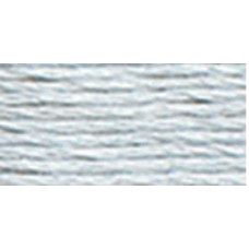 DMC Perle Cotton Size 12 - Ultra Very Light Antique Blue (116 12 3753)