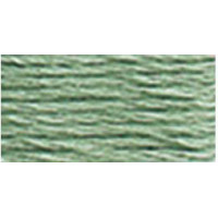 DMC Perle Cotton Size 12 - Medium Blue Green (116 12 503)