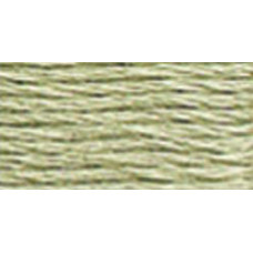 DMC Perle Cotton Size 12 - Very Light Fern Green (116 12 524)
