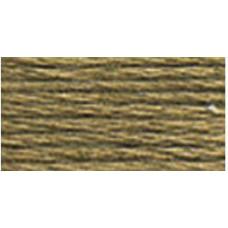 DMC Perle Cotton Size 12 - Very Dark Beige Gray (116 12 640)