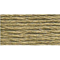 DMC Perle Cotton Size 12 - Dark Beige Gray (116 12 642)