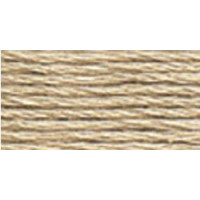 DMC Perle Cotton Size 12 - Medium Beige Gray (116 12 644)