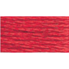 DMC Perle Cotton Size 12 - Bright Red (116 12 666)
