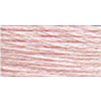 DMC Perle Cotton Size 12 - Baby Pink (116 12 818)