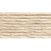 DMC Perle Cotton Size 12 - Light Beige Gray (116 12 822)