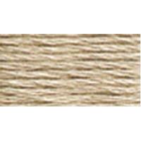 DMC Perle Cotton Size 12 - Very Light Beige Brown (116 12 842)