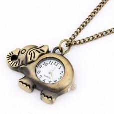 Часы-подвеска Слон