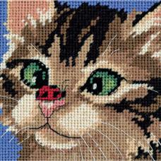 Набор для вышивания Dimensions Котенок (7206)