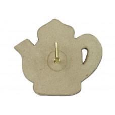 Настенная вешалка из папье маше Чайник (CPLBV0210)