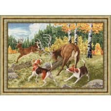 Охота на оленя (ДЖ-031)