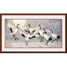 Танец журавлей (З-033)*