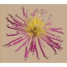 Набор для бисероплетения Чаривна мыть Солнечный цветок (БП-136)