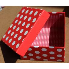 Набор картонных коробок Подарочный, 3 шт.