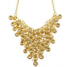 Ожерелье Золотой каскад