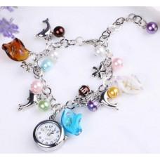 Часы с браслетом Летний отдых