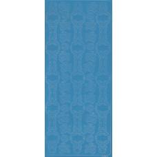Наклейка Ажурные бордюры, ярко-синяя (A-P4371-CLEAR BLUE 5)