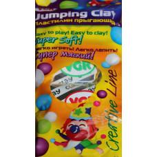 Прыгающий пластилин, 4 цвета(26002)