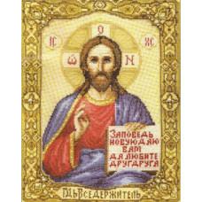 Набор для вышивания крестиком Чарівна мить Господь Вседержитель (254)