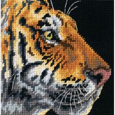 Набор для вышивания Dimensions Профиль тигра (7225)