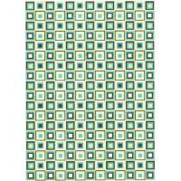 Бумага Бирюзовая мозаика (Ш21) (283)