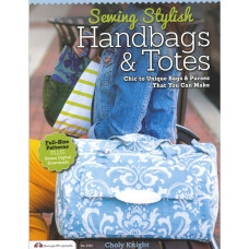 Книга Design Originals Sewing Stylish Handbags & Totes (DOR5393)