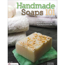 Книга Design Originals Handmade Soaps 101 (DOR5410)