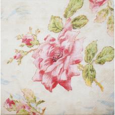 Салфетка Аромат розы (маленькая)(1406)