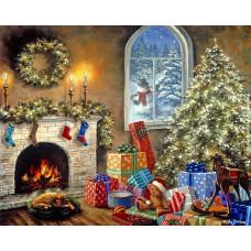Ароматизатор свечной Рождественское настроение