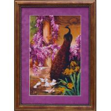 Набор для вышивания бисером Славяночка Персидский сад (С-022)