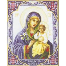 Пресвятая Богородица Неувядаемый цвет (314)