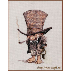 Джентльмен в шляпе (МН-02)