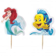 Украшения для выпечки, Disney Princess Ariel (W4356)